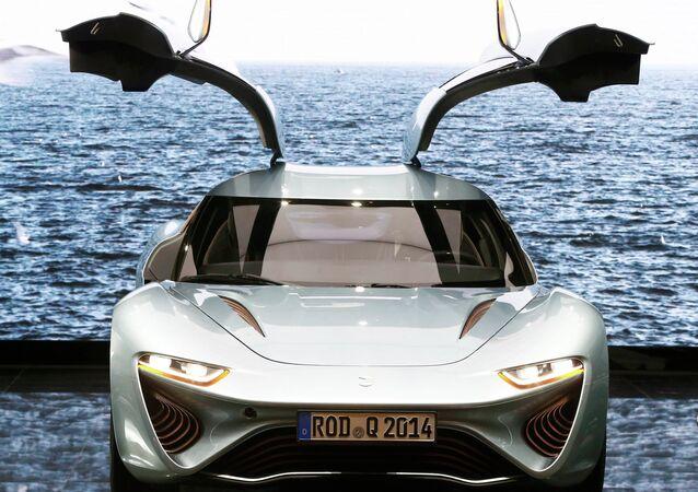 Pedal to the Metal: Geneva International Motor Show 2015