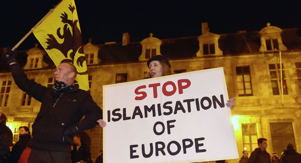 Slightly over 46 percent of Germans are concerned about the country's perceived Islamization, a fresh poll published Thursday has found.