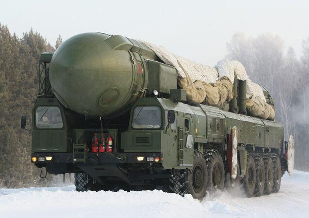 Novosibirsk missile unit