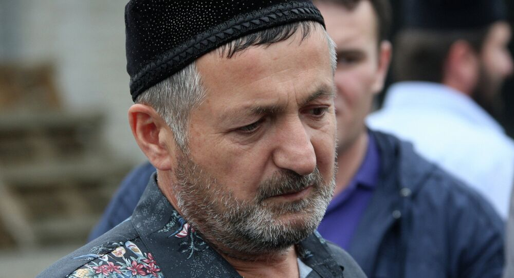 The father of Ibrahim Todashev, who was killed in the United States