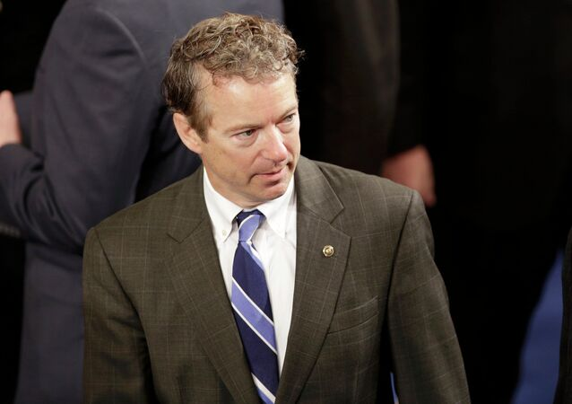 Senator Rand Paul said that the Foreign Account Tax Compliance Act violates privacy rights of US citizens as well as has a bad effect on the American economy