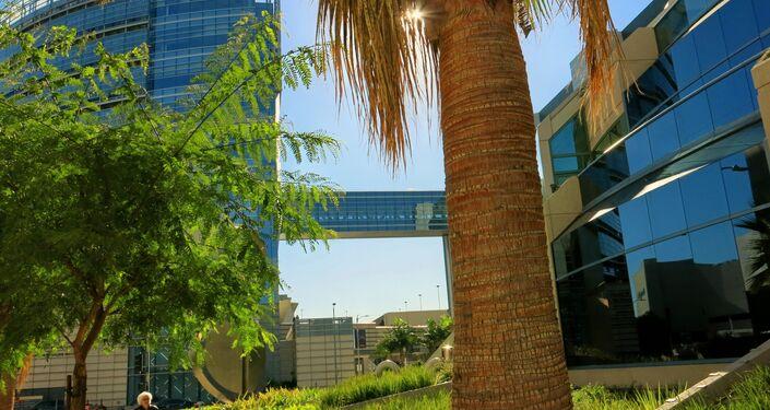 Cedars-Sinai Hospital, Los Angeles