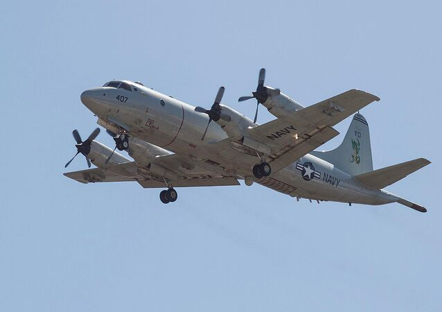 Lockheed Martin P-3 Orion US Navy
