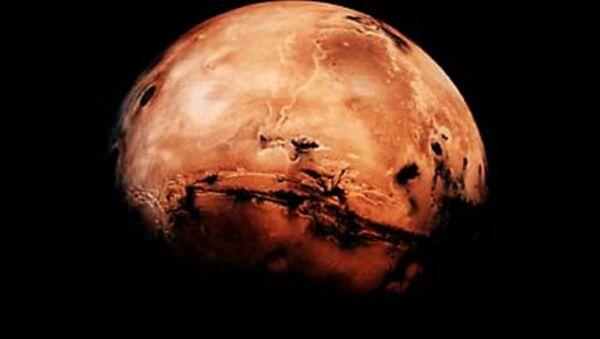 A 1997 image of the planet Mars. - Sputnik International