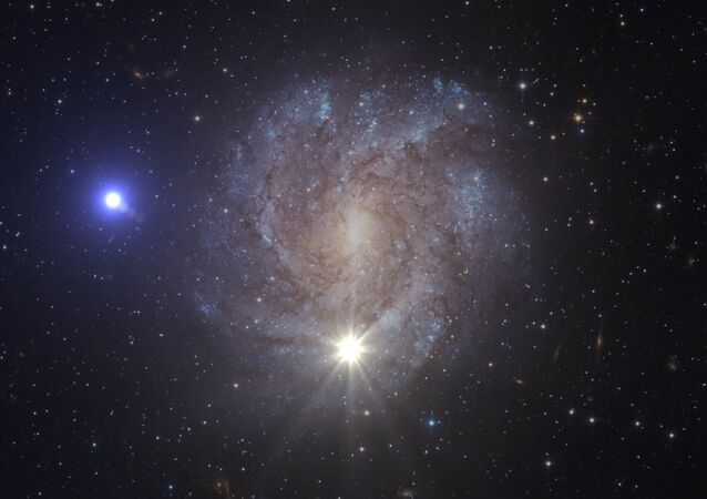 Supernova and the ejected star
