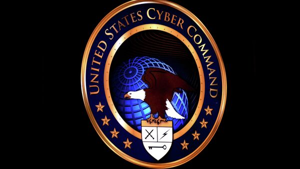 Established in June 2009, US Cyber Command organizes cyberattacks against adversaries and network defense operations - Sputnik International