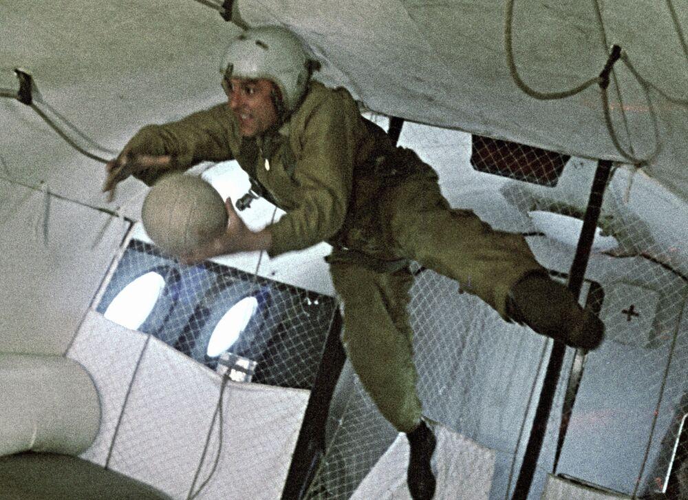 Cosmonaut Vladimir Komarov
