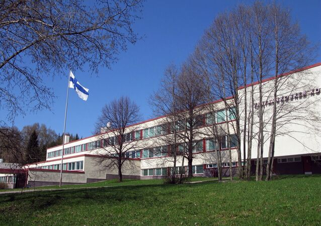 School of Vantaankoski.Vantaa, Finland