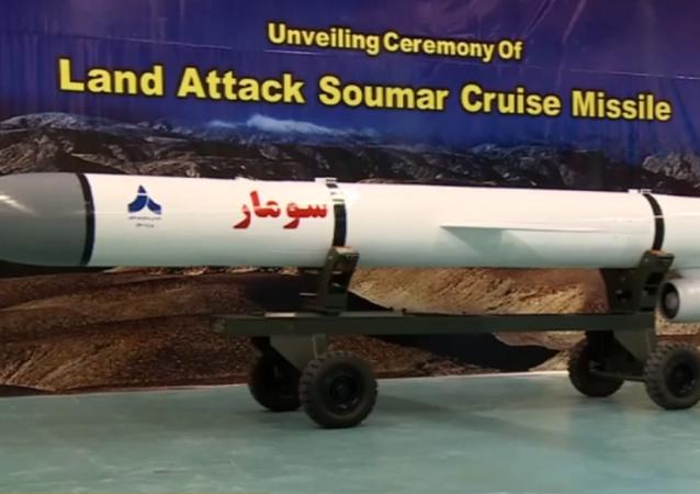 Cruise missile Soumar