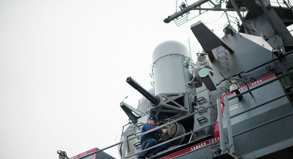 Tehran plans to build its own version of the Phalanx, a close-in weapon system (CIWS), to defend its vessels from anti-ship missiles.