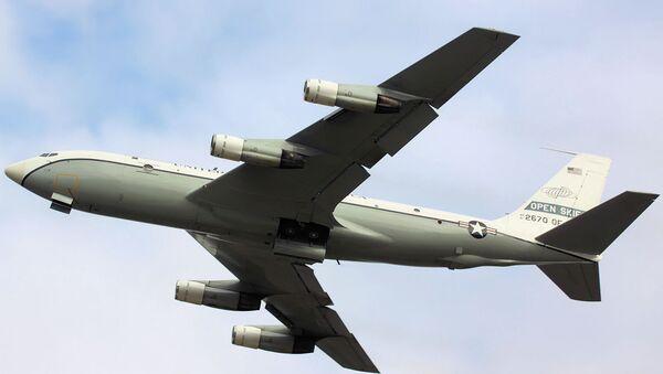 OC-135B Open Skies - Sputnik International
