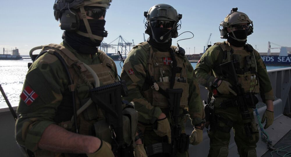 Norwegian navy special forces