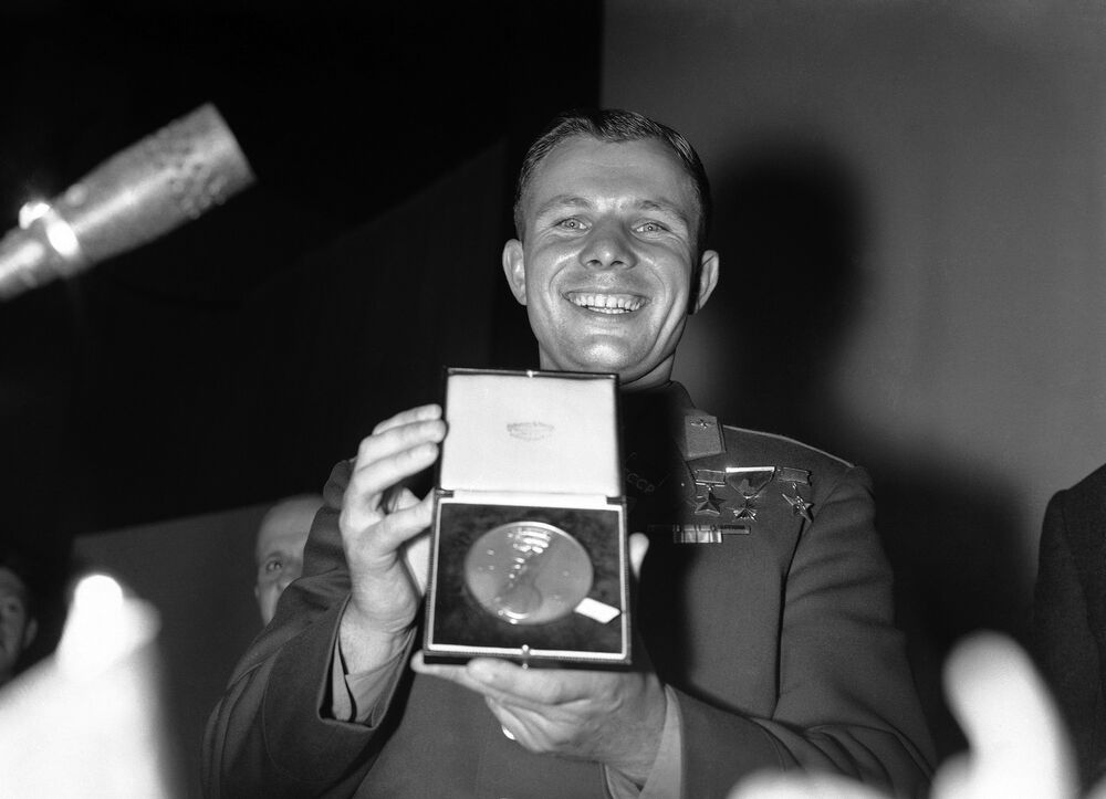 10 Facts You Didn't Know About First Man in Outer Space Yuri Gagarin