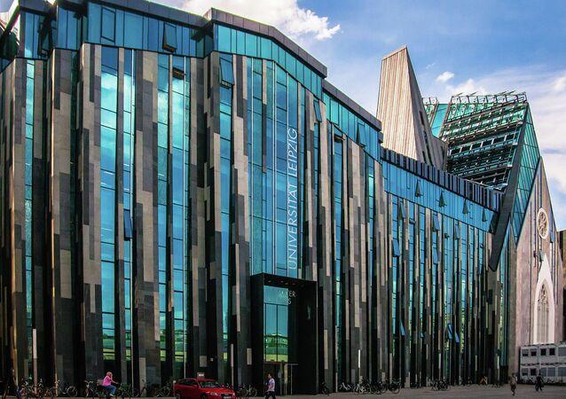 Leipzig University where Professor Beck-Sickinger teaches.