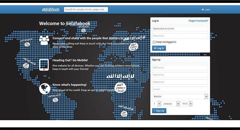 'Khelafabook', ISIL's version of Facebook