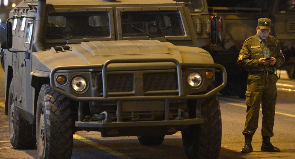 Russia's Military Industrial Company is interested to supply Zimbabwe with special Tigr class off-road vehicles with the prospect to organize their production in the country.