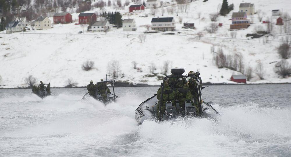 Norwegian soldiers