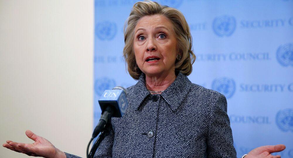 Clinton foundation admits tax discrepancies amid scrutiny over donations