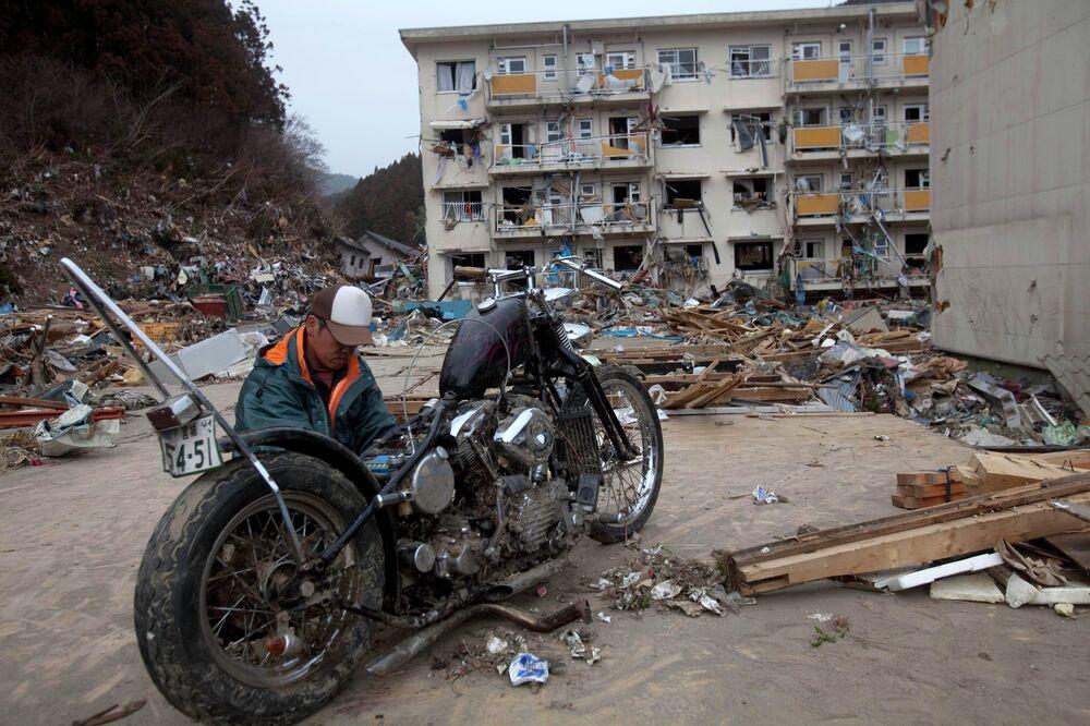 No Fukushima Ever Again: Fourth Anniversary of the 2011 Earthquake in Japan