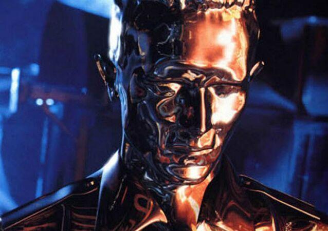 Liquid robot terminator