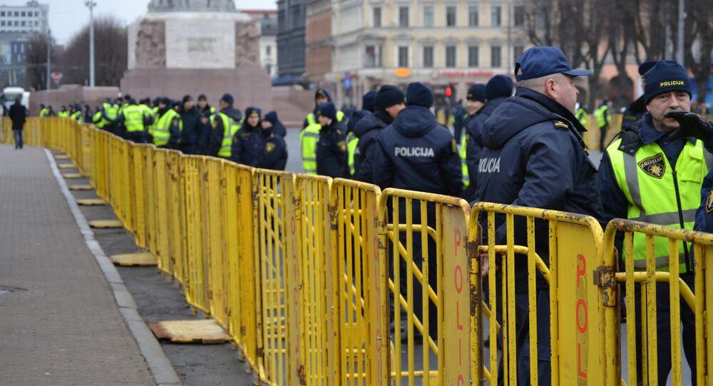 Latvia  police
