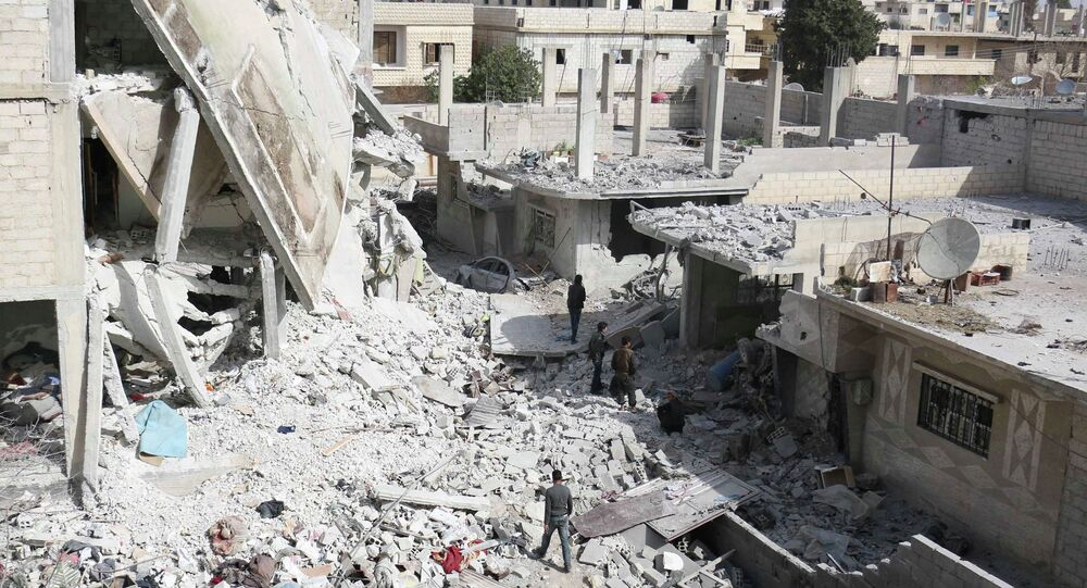 Airstrikes conducted by the Saudi Arabia-led coalition against Houthi rebels in Yemen damaged the Russian Consulate in Aden.