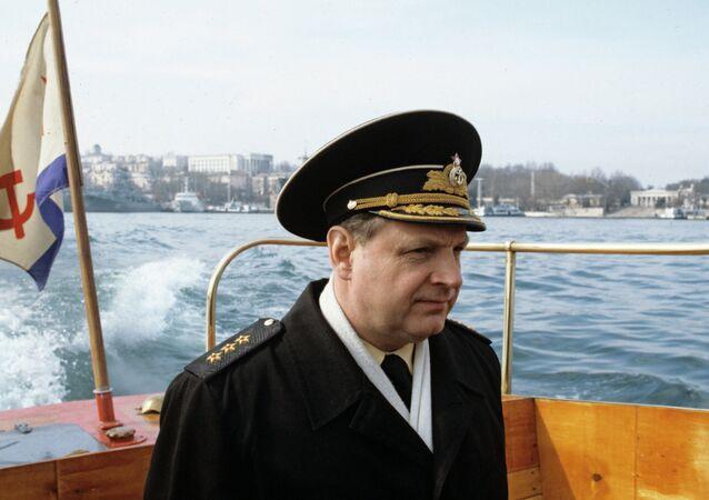 Adm. Igor Kasatonov