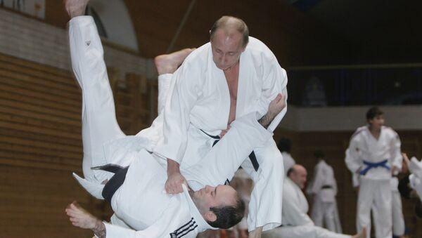 Could Putin have gotten hurt doing judo? - Sputnik International