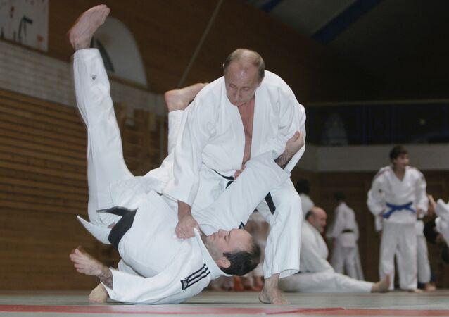 Could Putin have gotten hurt doing judo?