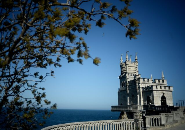 The Swallow's Nest architectural monument