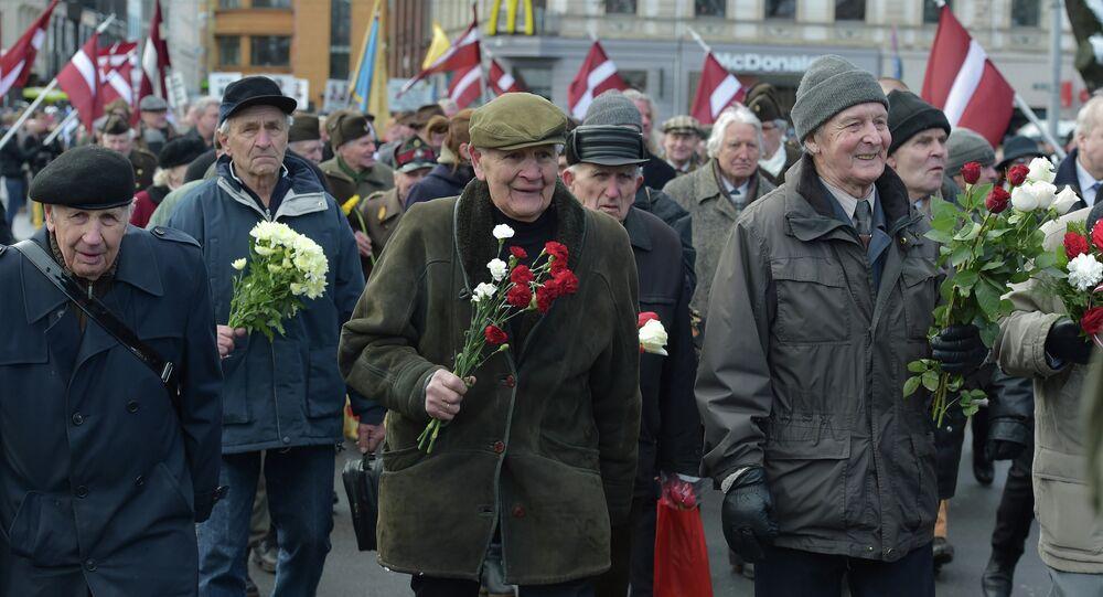 Veterans of the Latvian Legion