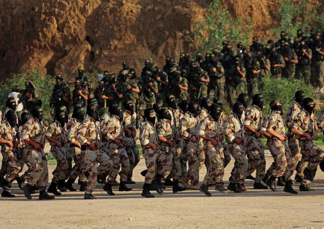 Islamic jihad militants