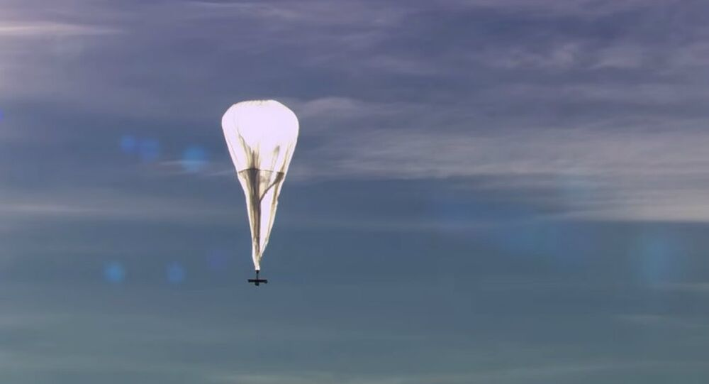 Project Loon in the horizon