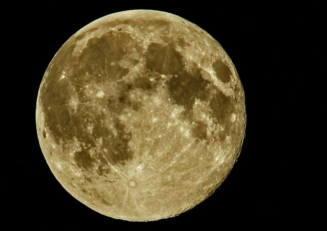 The August 2014 Supermoon.