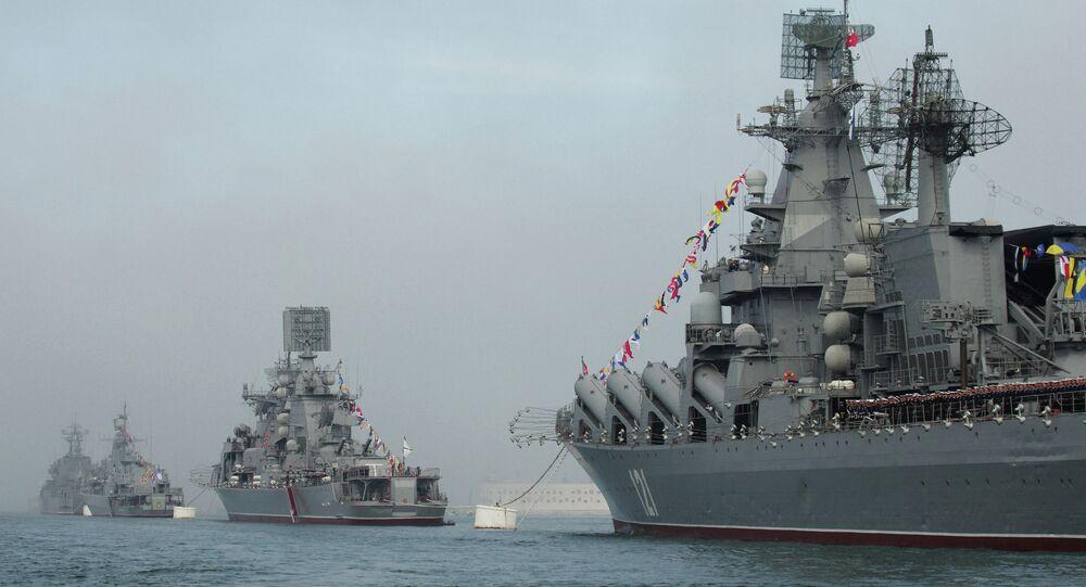 Ships of the Black Sea Fleet