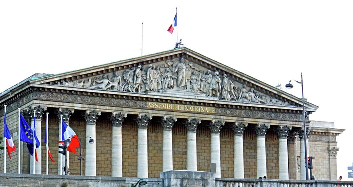 The National Assembly is the lower house of the bicameral Parliament of France.