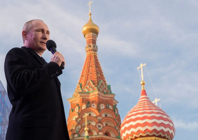 "Vladimir Putin isn't particularly happy when people refer to him as ""Tsar,"" the Russian leader said in an interview during CBS's 60 Minutes."