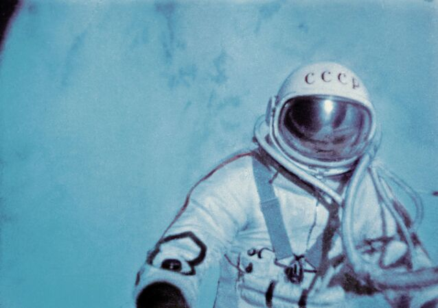 The Man Who Leapt Into Space: 50th Anniversary of First Spacewalk