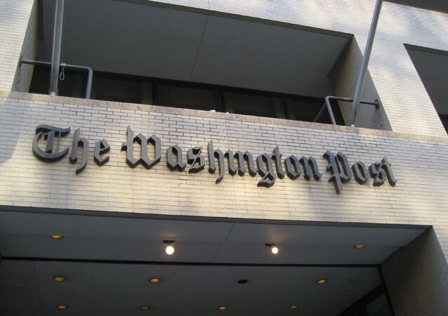 Washington Post headquarters