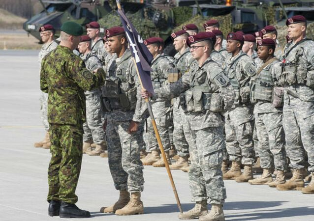 The Pentagon will deploy about 300 United States Army paratroopers to Western Ukraine next month to train six Ukrainian National Guard companies and a headquarters team, the Pentagon announced..