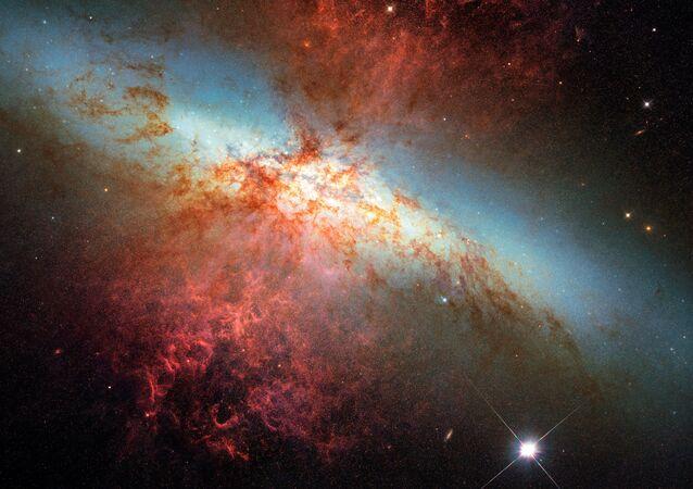 M82 and its Supernova