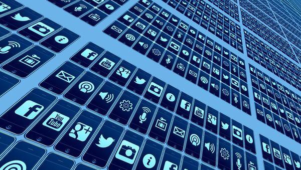 Dark net, online applications - Sputnik International