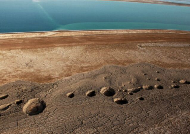 Dead Sea sinkholes growing at alarming rate