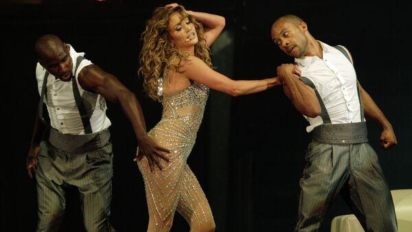 Singer Jennifer Lopez performs in her Dance Again world tour that kicked off in Panama City - Sputnik International