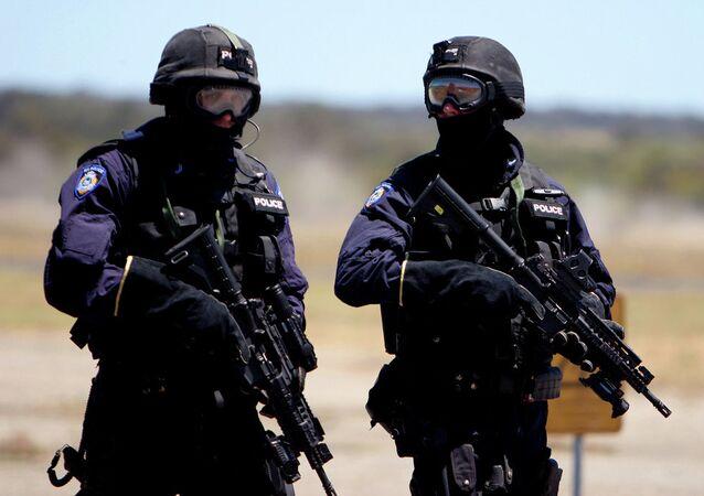 Counter Terrorism Response Group