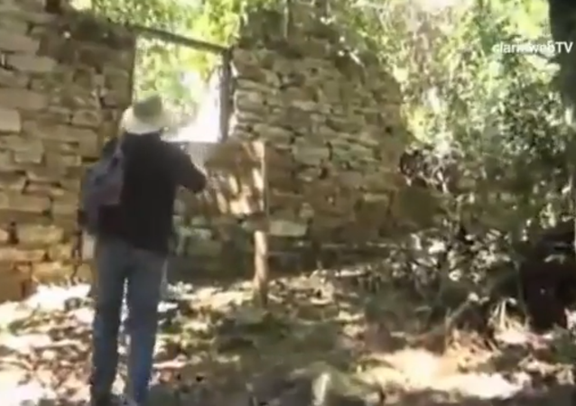 A team of archaeologists in Argentina believe they have discovered the ruins of a jungle hideout built by Nazis to flee after World War II.
