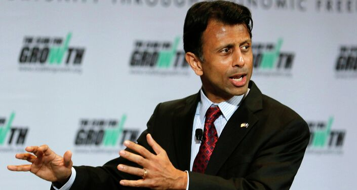 Louisiana Governor Bobby Jindal, an outspoken  critic of the man-made climate change, is likely in a political hot seat because of the FEMA regulation.