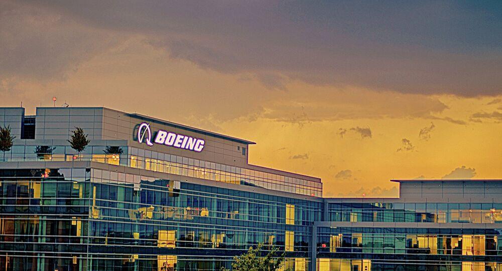 Boeing Regional Headquarters in Arlington, Virginia.