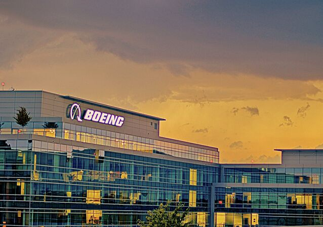 Boeing Regional Headquarters in Arlington, Virginia.