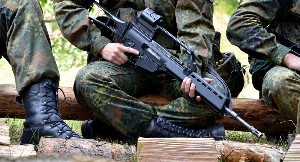 Scores of Germans Fight for Independence of East Ukraine